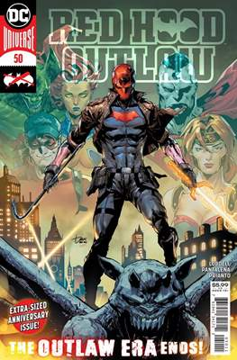 Red Hood and the Outlaws Vol. 2 (Comic Book) #50