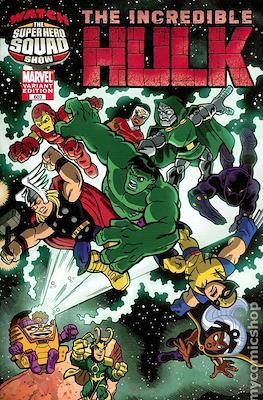 The Incredible Hulk / The Incredible Hulks (2009-2011 Variant Cover) #603.1