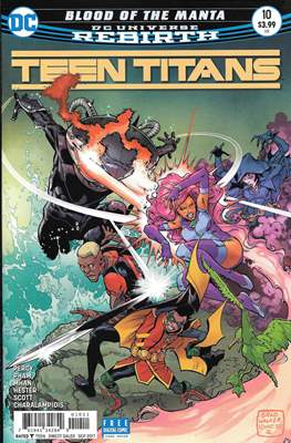Teen Titans Vol. 6 (2016-2020) #10