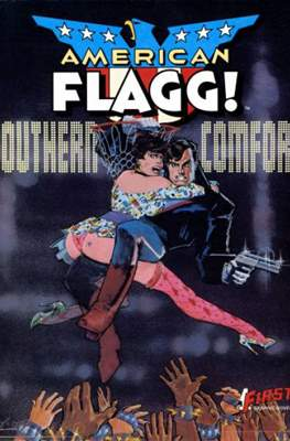 American Flagg ! Southern Comfort