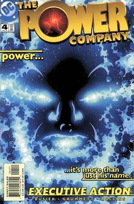 The Power Company (Comic Book) #4