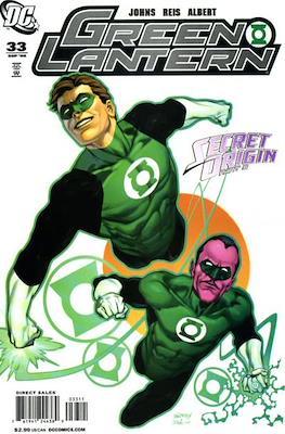 Green Lantern Vol. 4 (2005-2011) (Comic book) #33