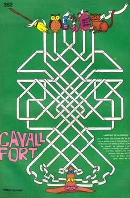 Cavall Fort #392