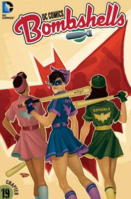 DC Comics: Bombshells (Digital) #19