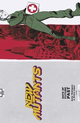 New Mutants Vol. 4 (2019- Variant Covers) (Comic Book) #11