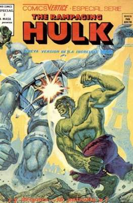 The Rampaging Hulk #2