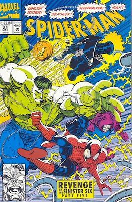 Spider-Man (Vol. 1 1990-2000) (Comic Book) #22