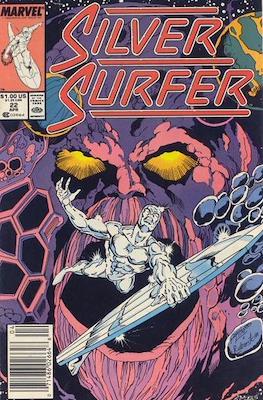 Silver Surfer Vol. 3 (1987-1998) #22