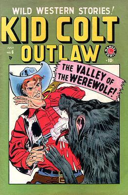 Kid Colt Outlaw Vol 1 #6