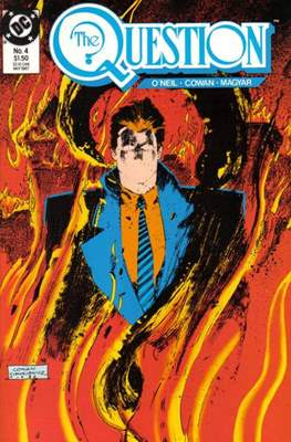 The Question Vol. 1 (Comic-book.) #4