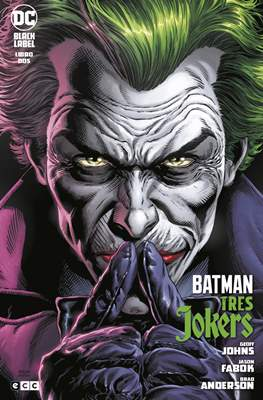 Batman: Tres Jokers #2
