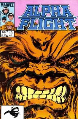 Alpha Flight Vol. 1 (1983-1994) #10