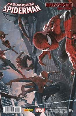 Spiderman Vol. 7 / Spiderman Superior / El Asombroso Spiderman (2006-) (Rústica) #105