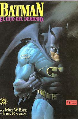Batman. El hijo del demonio