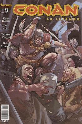 Conan. La Leyenda (Grapa 28-116 pp) #9