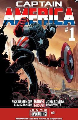 Captain America Vol. 7