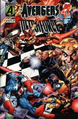 Avengers/Ultraforce