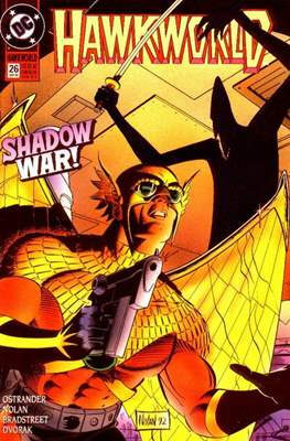 Hawkworld (Comic Book) #26