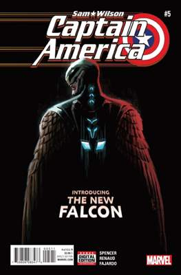 Captain America: Sam Wilson Vol 1 (Grapa) #5