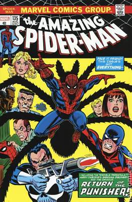 The Amazing Spider-Man Omnibus (Variant Cover) (Hardcover 968-1088 pp) #4