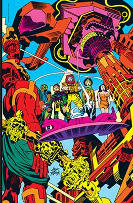 The Jack Kirby Collector (MAgazine) #70