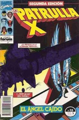 La Patrulla X Vol. 1. 2ª edición (1992-1995) (Grapa. 32 páginas.) #23