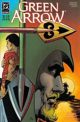 Green Arrow Vol. 2 (Comic-book.) #11