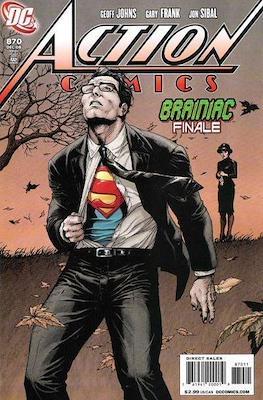 Action Comics Vol. 1 (1938-2011; 2016-) (Comic Book) #870