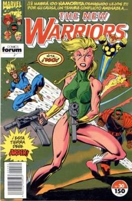 The New Warriors vol. 1 (1991-1995) (Grapa. 17x26. 24 páginas. Color. (1991-1995).) #30