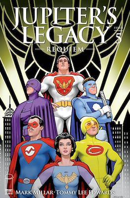 Jupiter's Legacy: Requiem (Variant Cover) #5