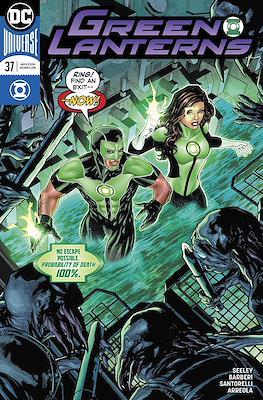 Green Lanterns Vol. 1 (2016-2018) (Comic-book) #37