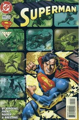 Superman Vol. 2 (1987-2006) (Comic Book) #111