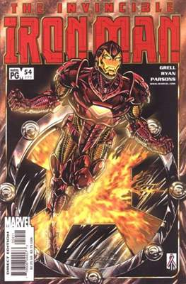 Iron Man Vol. 3 (1998-2004) #54 (399)