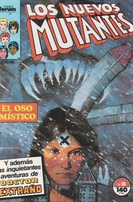 Los Nuevos Mutantes Vol. 1 (1986-1990) (Grapa 32-64 pp) #18