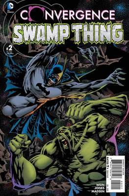 Convergence Swamp Thing (Comic-book) #2