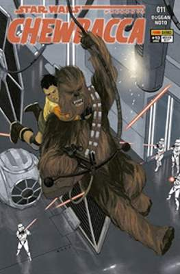 Star Wars Presenta (Grapa) #11
