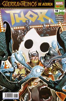 Thor / El Poderoso Thor / Thor - Dios del Trueno / Thor - Diosa del Trueno / El Indigno Thor (2011-) (Grapa) #98/10