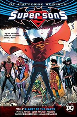 Super Sons (Softcover 128-144 pp) #2