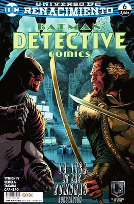 Batman: Detective Comics. Renacimiento (Rústica 72 pp) #6