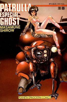 Patrulla Especial Ghost #3