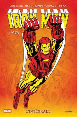 Iron Man: L'intégrale #10