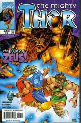 The Mighty Thor (1998-2004) #7