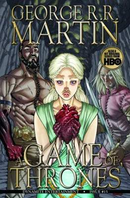 A Game Of Thrones (Comic Book) #15