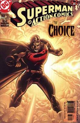 Action Comics Vol. 1 (1938-2011; 2016-) (Comic Book) #783