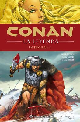 Conan. La Leyenda #1
