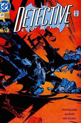 Detective Comics Vol. 1 (1937-2011; 2016-) (Comic Book) #631