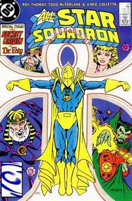 All-Star Squadron Vol 1 (Grapa) #47