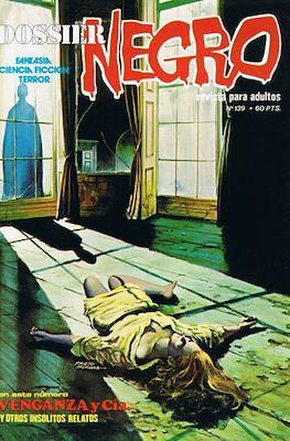 Dossier Negro (Rústica y grapa [1968 - 1988]) #139