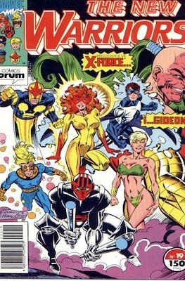 The New Warriors vol. 1 (1991-1995) (Grapa. 17x26. 24 páginas. Color. (1991-1995).) #19