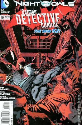 Batman Detective Comics Vol. 2 (2011-2016 Variant Cover) #9